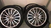 NEUW-ALUFELGEN-BMW-SPORT-225-45-R17-ET47-LK5x120-REIFEN-FAST--NEU-NP 1999 --FP 380 --