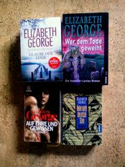 Elizabeth George Bücher Inspcktor Lynley