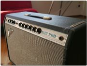 1972 Fender Deluxe Reverb Silverface