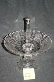 Kristall-Tafelaufsatz ca 1900 Lieferung 20 -