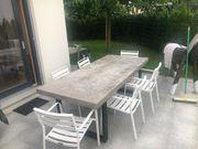Gartentisch Beton von Casa