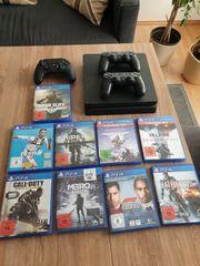 Playstation 4 pro mit mehr