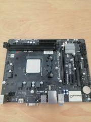 BIOSTAR Hi-Fi A70U3P AMD A8