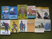 Bekannte Kinderbuchklassiker zu verkaufen