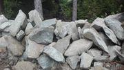 Natursteine für Gartenmauerwerk