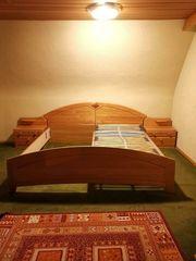 Bett 200x200 mit Nachttischen