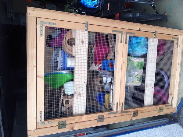 Kleintierkäfig Käfig Hamster Ratte