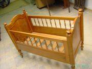 Kinderbett ca 1890