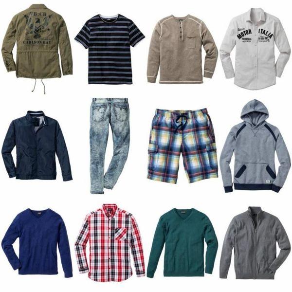 Herren Bekleidung Restposten Großhandel Kleidung