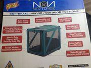 Hundebox Hundetransportbox NoztoNoz Sof-Krate neuwertig
