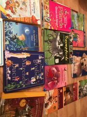 Verkaufe ca 50 Kinderbücher fast