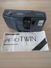 Olympus AF-10 TWIN olympus lens