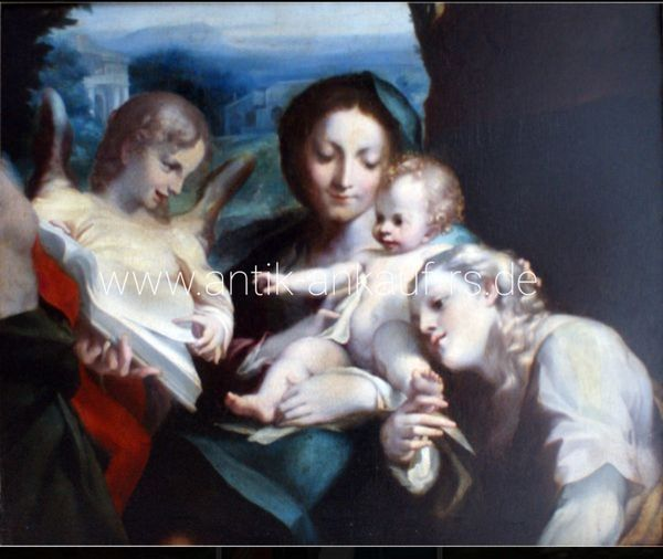 Ankauf Gemälde - Altmeister Ölbilder verkaufen
