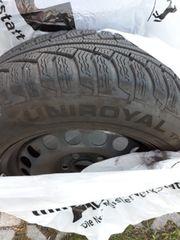 Winterreifen Uniroyal 215 65 R16