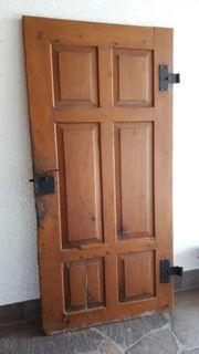 Antike Holz-Tür