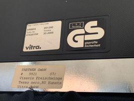 Büromöbel - Stuhl Vitra Visavis