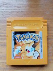 Pokemon - Gelbe Edition