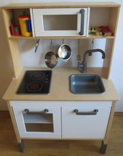 DUKTIG Kinderspielküche Birke 72x40x109 cm