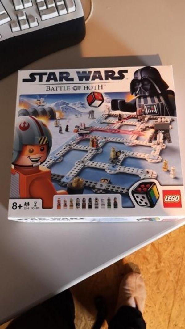 Lego Star Wars battle of