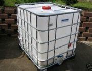 IBC Wassertank etc 1000 Liter