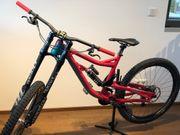DH Bike - Alutech Sennes M -