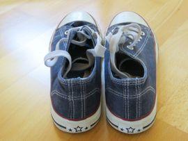 Schuhe, Stiefel - Leinenschuhe Größe 35