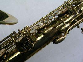 Bild 4 - Vintage Saxophon Baritonsaxophon Keilwerth Toneking - Marburg Innenstadt