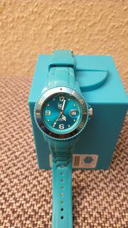 Ice watch forever Armbanduhr türkis