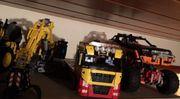 Große Lego Technic Sammlung