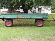 Anhänger Unsinn Traktor Oldtimer