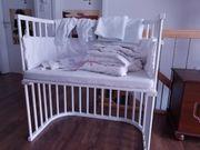 Babybay BOXSPRING Bett mit viel