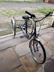 Fahrrad mit 3 Rädern