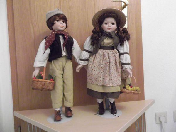 Puppenpaar