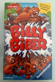 BILLY BIBER - RAVENSBURGER - NEU