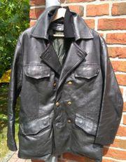 Lederjacke aus den 70er Jahren