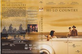 DVD Hi - Lo Country, Woody Harrelson