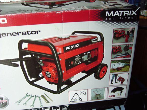 Matrix Strom Generator