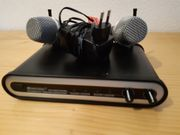 Omnitronic UHF 202 Funkmicro