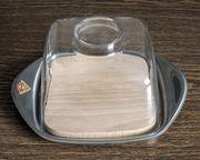 Div Geschirr Tablett Käseglocke Käsereibe