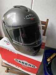 Caberg Motorradhelm Silber NEU Größe