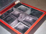 Exklusive Uhren Box aus Holz