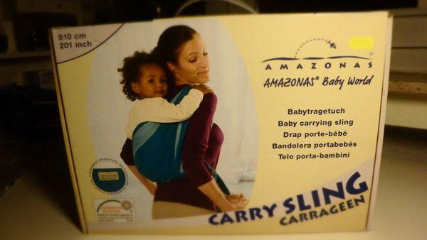 Babytragetuch Tragetuch Carry Sling Amazonas