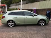 Opel Vauxhall Astra J Sports