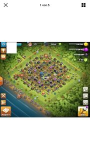Clash of Clans Acc max