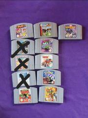 Nintendo N64 Gameboy Super Nintendo