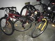 26 Zoll Mountainbikes