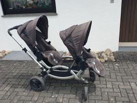 ABC-Design Zoom Geschwister- Zwillingskinderwagen: Kleinanzeigen aus Trier Tarforst - Rubrik Kinderwagen