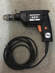 AEG Bohrmaschine