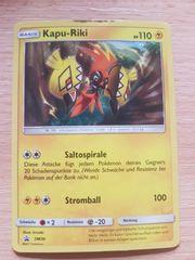 Pokemon Karte Kapu-Riki Nr 785