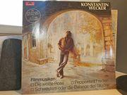 LP- Konstantin Wecker - Filmmusiken - 1 LP